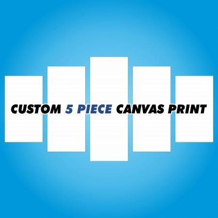 Custom 5 Piece Canvas Print