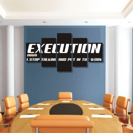 Execution Canvas Print