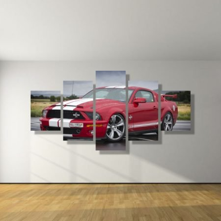 GT500 Mustang Canvas Print