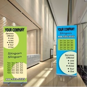 Retractable Banners Category